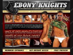 Ebony Knights screenshot